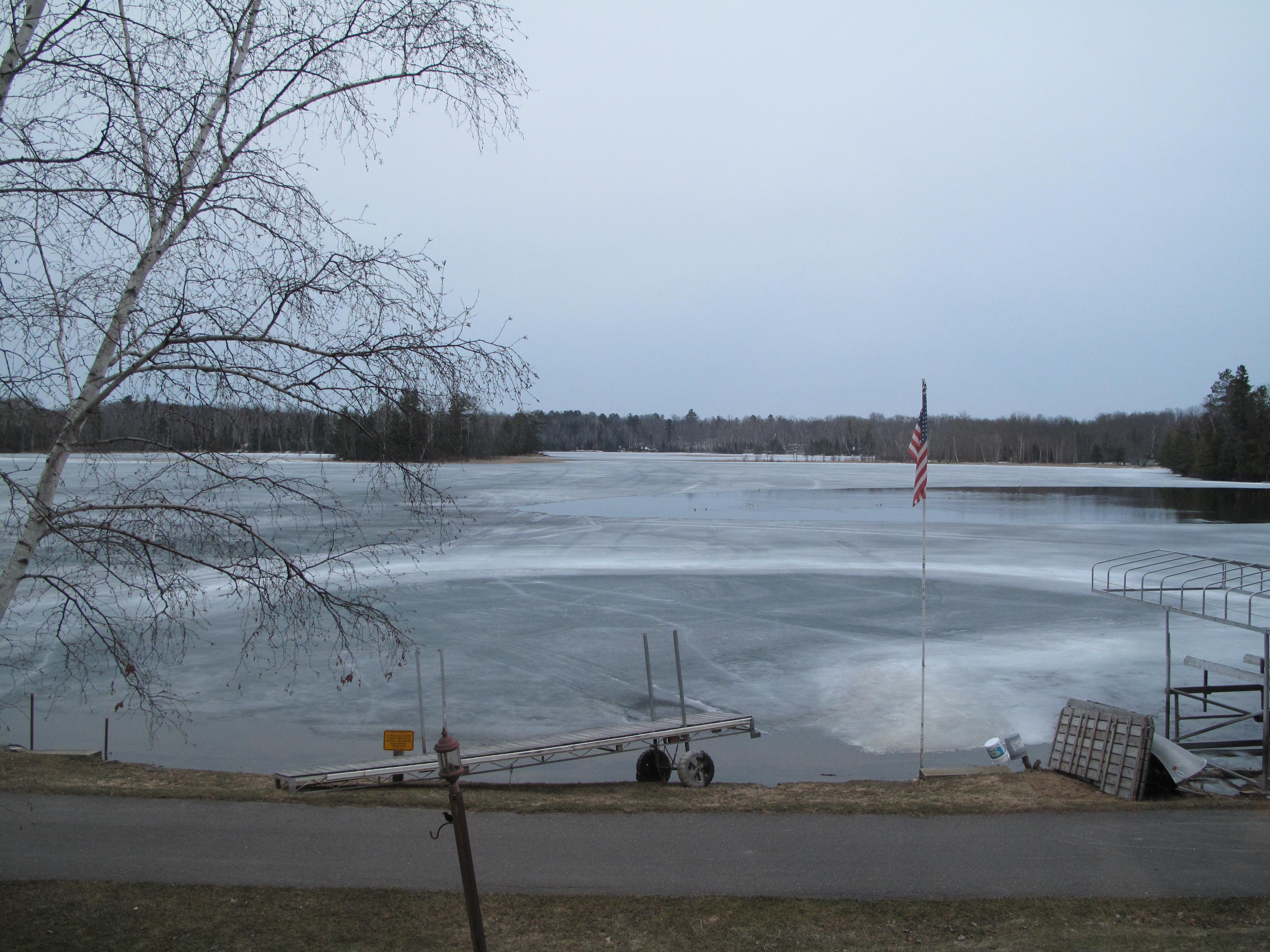 Little Boy Lake